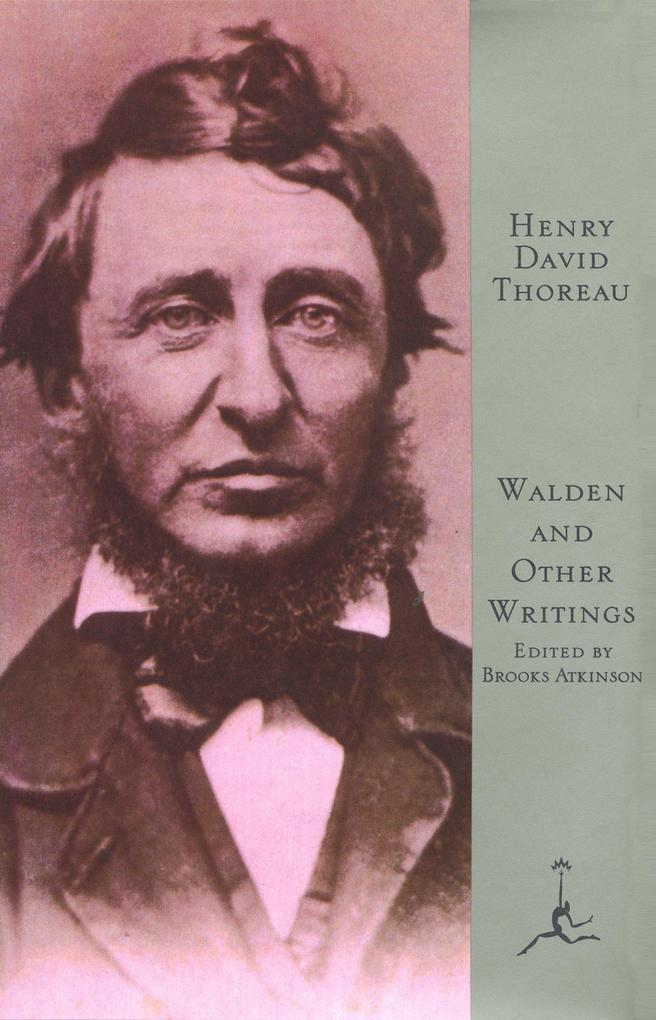 Walden and Other Writings als Buch