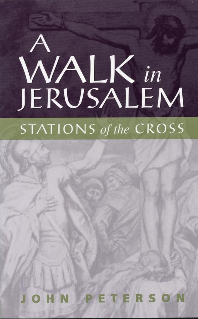 Walk in Jerusalem als Taschenbuch