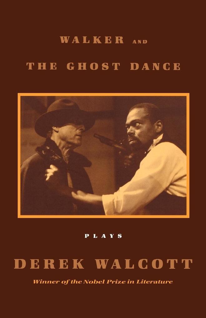 Walker and Ghost Dance als Taschenbuch