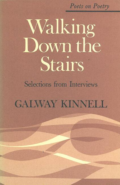 Walking Down the Stairs: Selections from Interviews als Taschenbuch