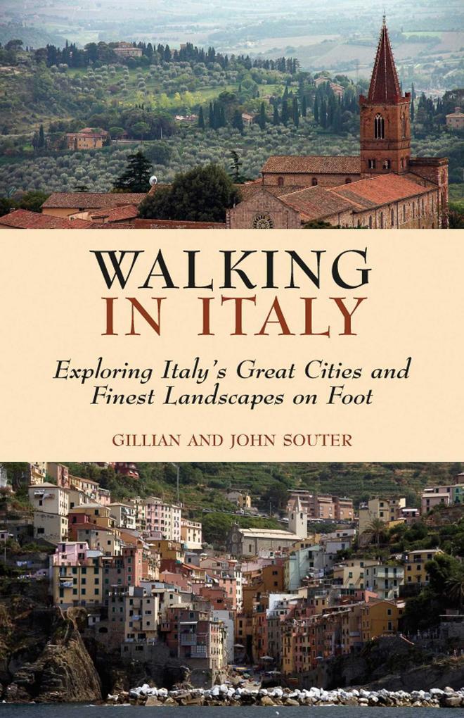 Walking in Italy als Taschenbuch