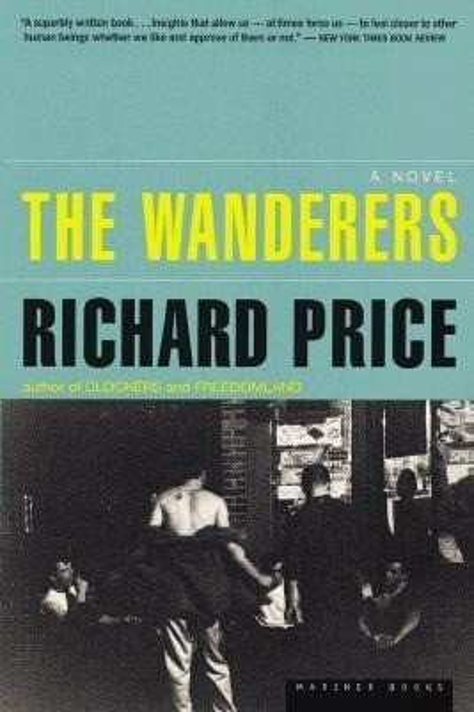 The Wanderers als Taschenbuch