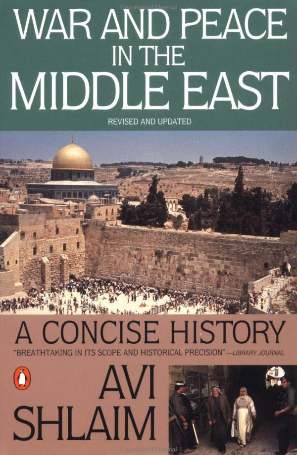 War and Peace in the Middle East: A Concise History, Revised and Updated als Taschenbuch