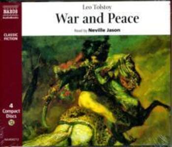 War and Peace als Hörbuch