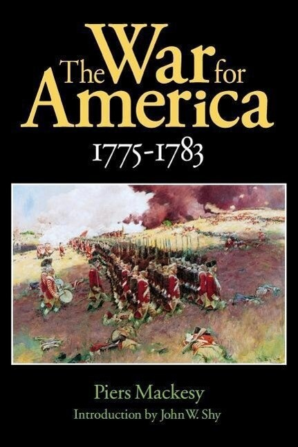 The War for America, 1775-1783 als Buch