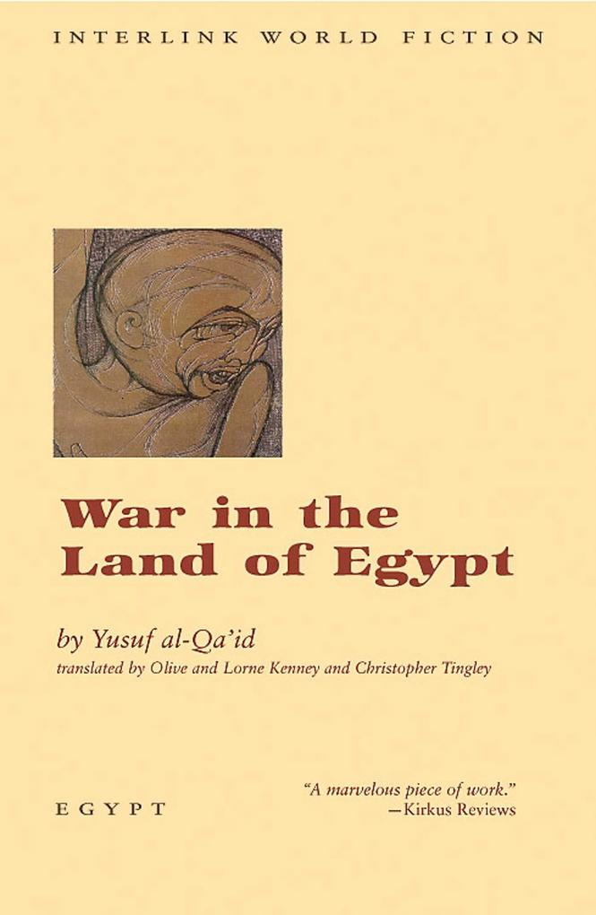 War in the Land of Egypt als Taschenbuch