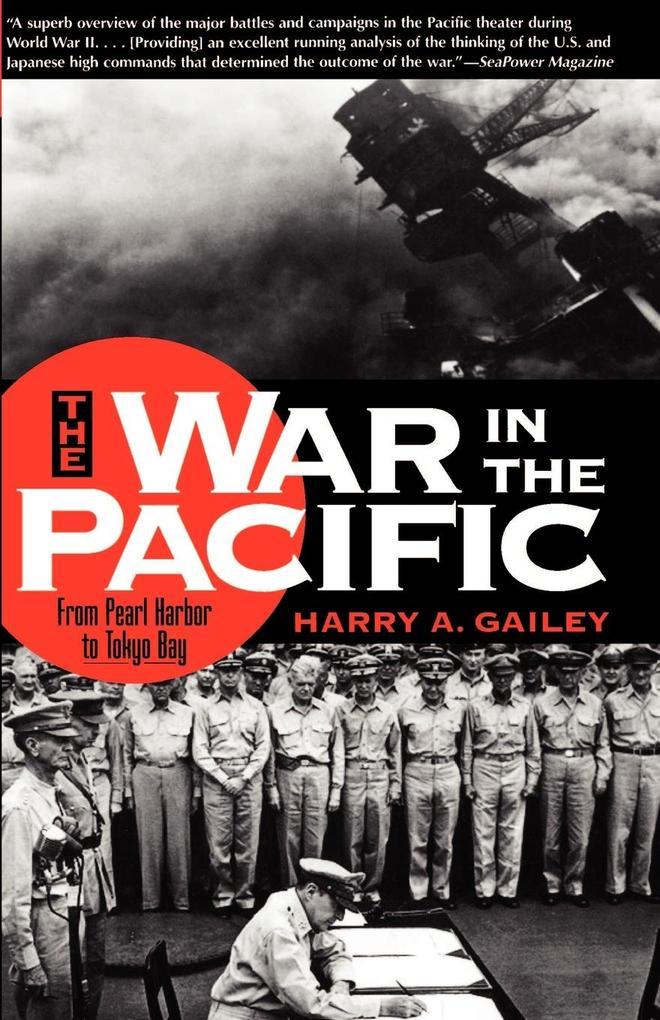 War in the Pacific als Taschenbuch