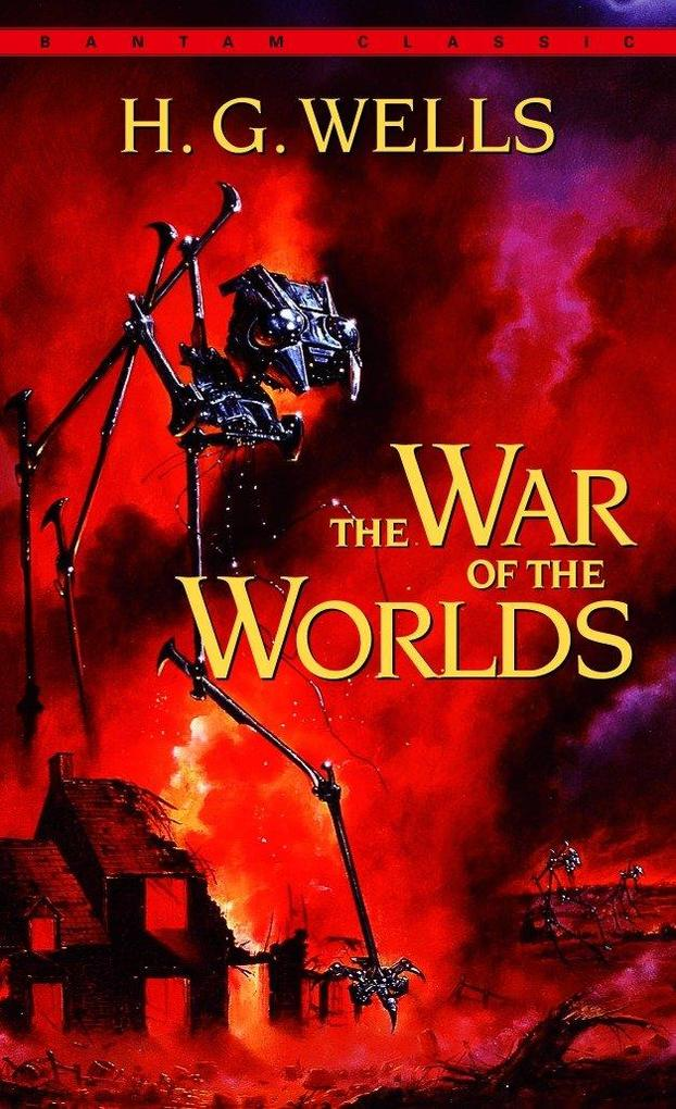 The War of the Worlds als Taschenbuch