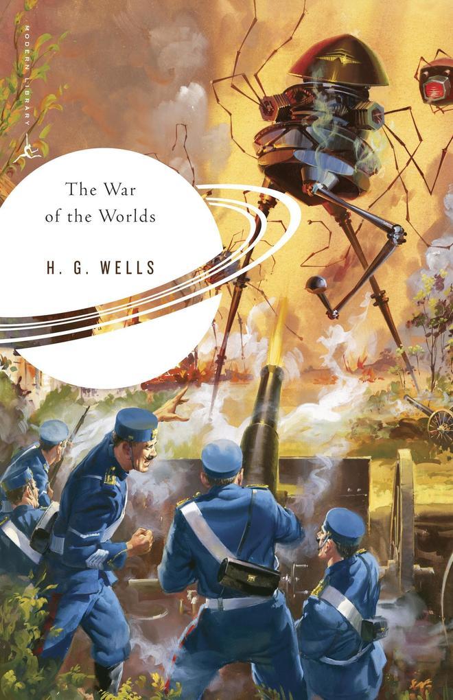 Mod Lib War Of The Worlds als Taschenbuch