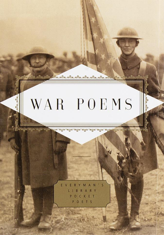 War Poems als Buch