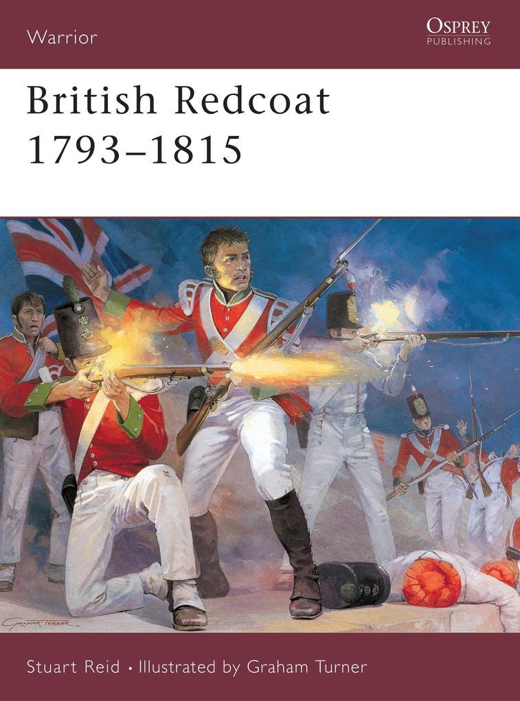 British Redcoat (2): 1793-1815 als Taschenbuch