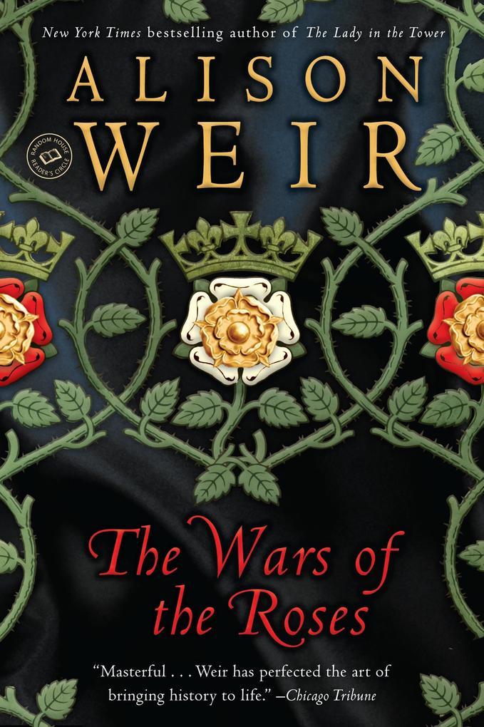 The Wars of the Roses (Rkpg) als Taschenbuch