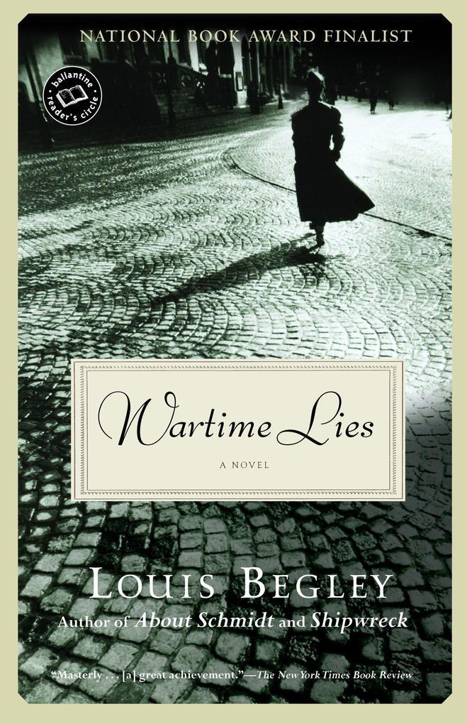 Wartime Lies als Taschenbuch