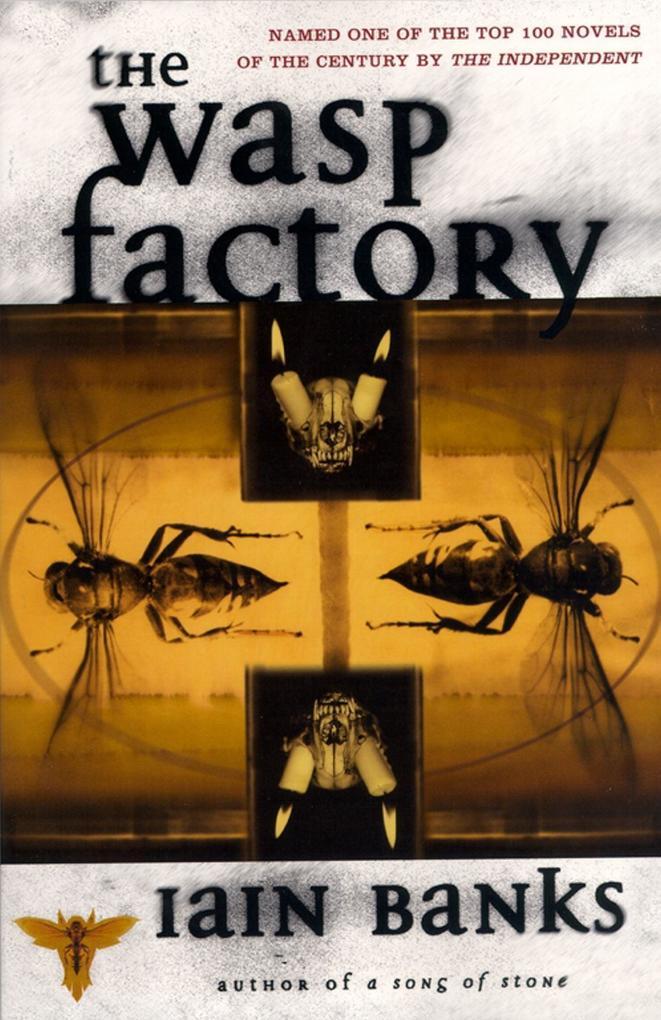 The Wasp Factory als Taschenbuch