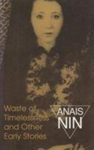 Waste of Timelessness: And Other Early Stories als Taschenbuch