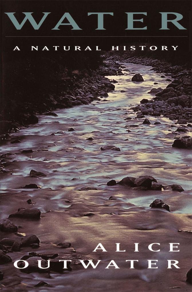 Water: A Natural History als Taschenbuch