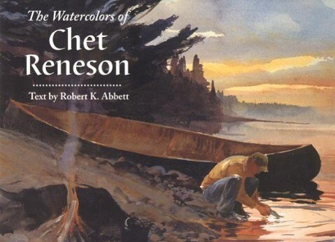 The Watercolors of Chet Reneson als Buch