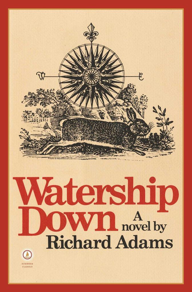 Watership Down als Buch