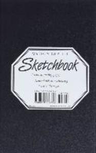 Small Sketchbook (Kivar, Black): Black als Buch