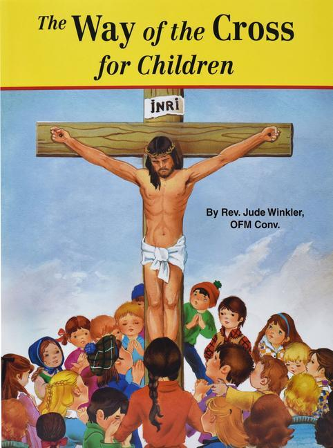 The Way of the Cross for Children als Taschenbuch