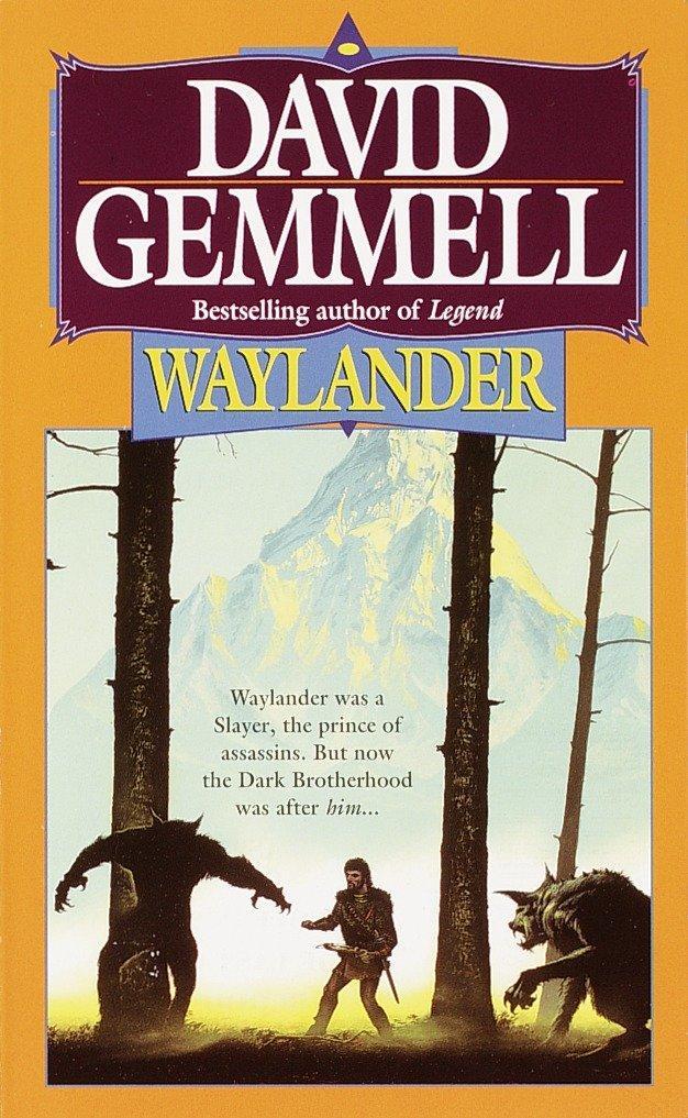 Waylander als Taschenbuch