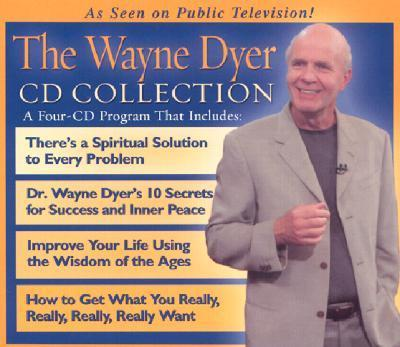 Wayne Dyer CD Collection als Hörbuch