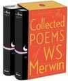 The Collected Poems of W. S. Merwin: A Library of America Boxed Set