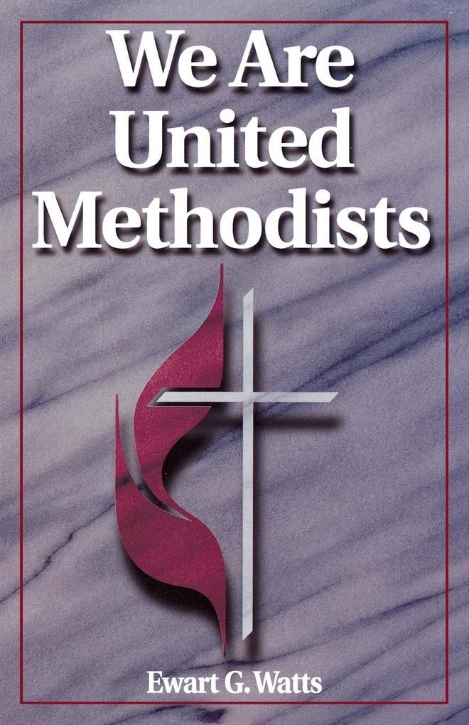 We Are United Methodist Revised als Taschenbuch