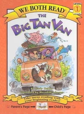 The Big Tan Van als Buch