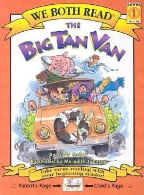 The Big Tan Van als Taschenbuch