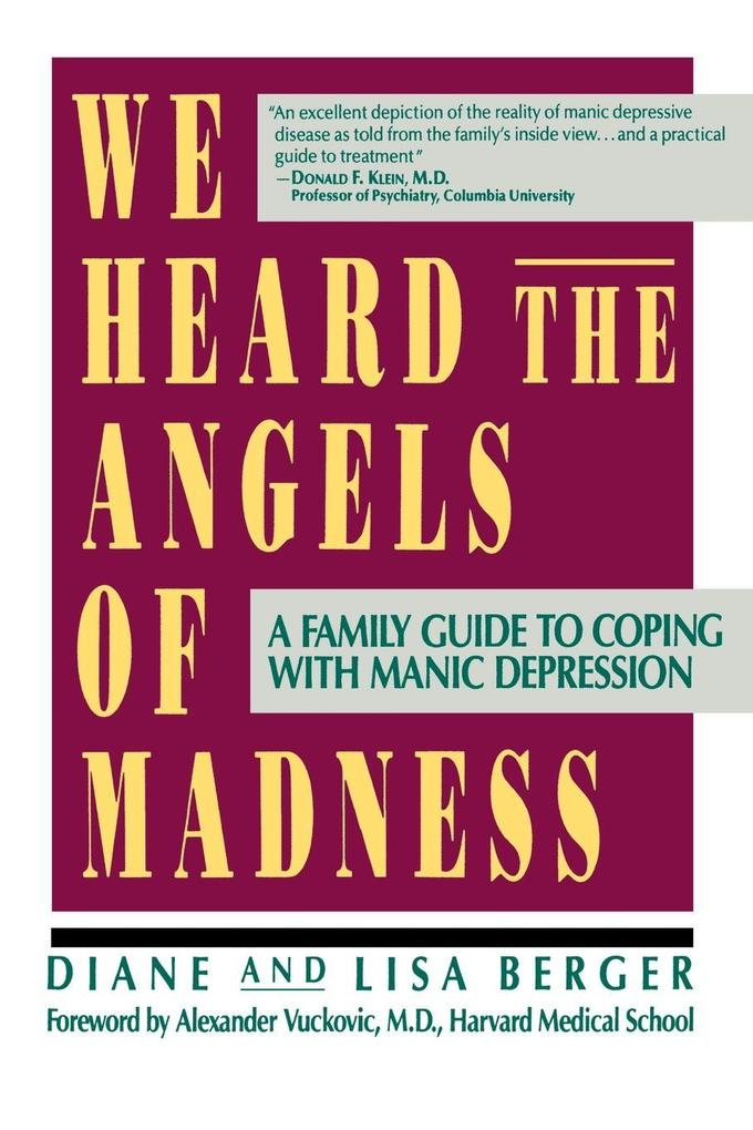 We Heard the Angels of Madness als Taschenbuch