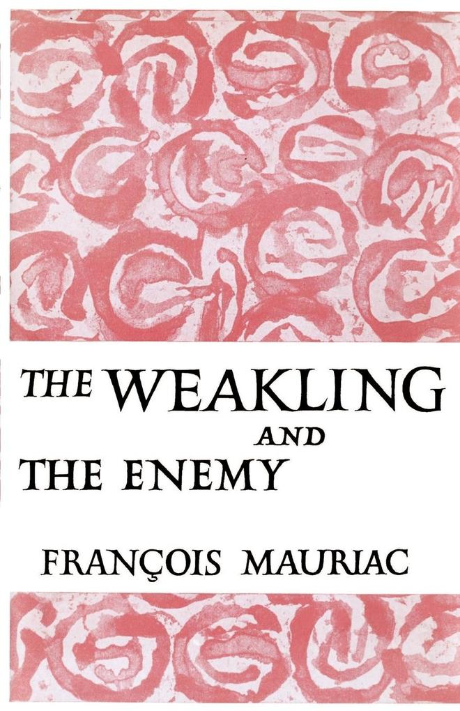 The Weakling and the Enemy als Taschenbuch