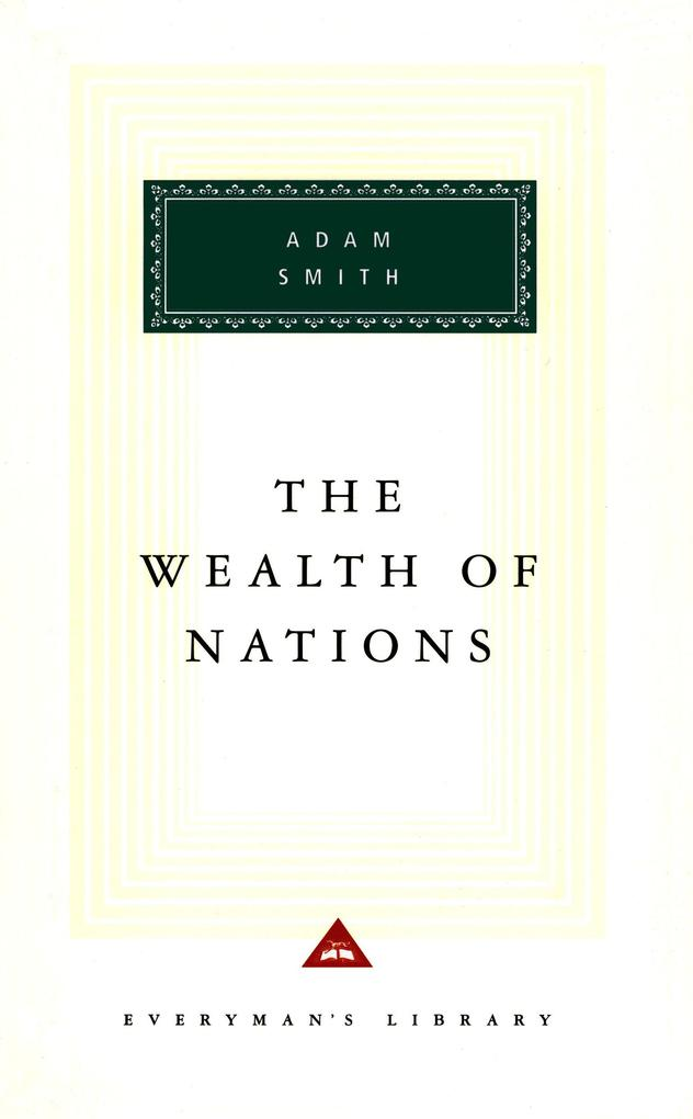 The Wealth of Nations als Buch