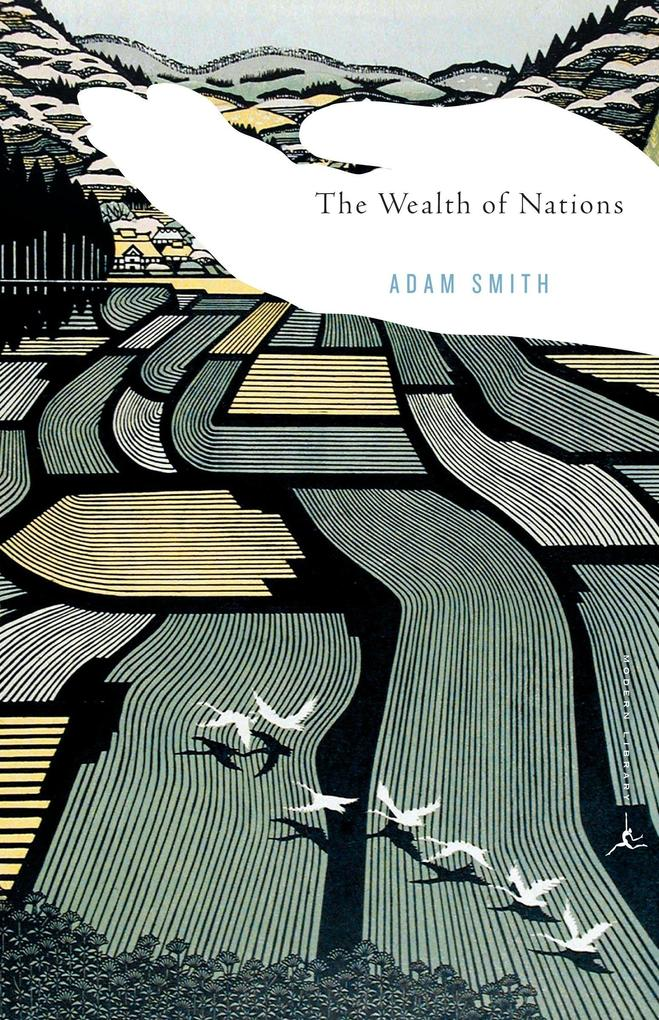 The Wealth of Nations als Taschenbuch