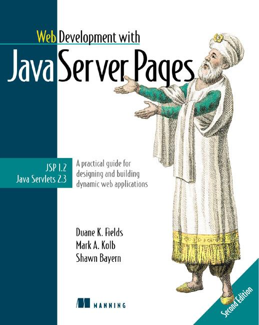 Web Development with Java Server Pages als Buch