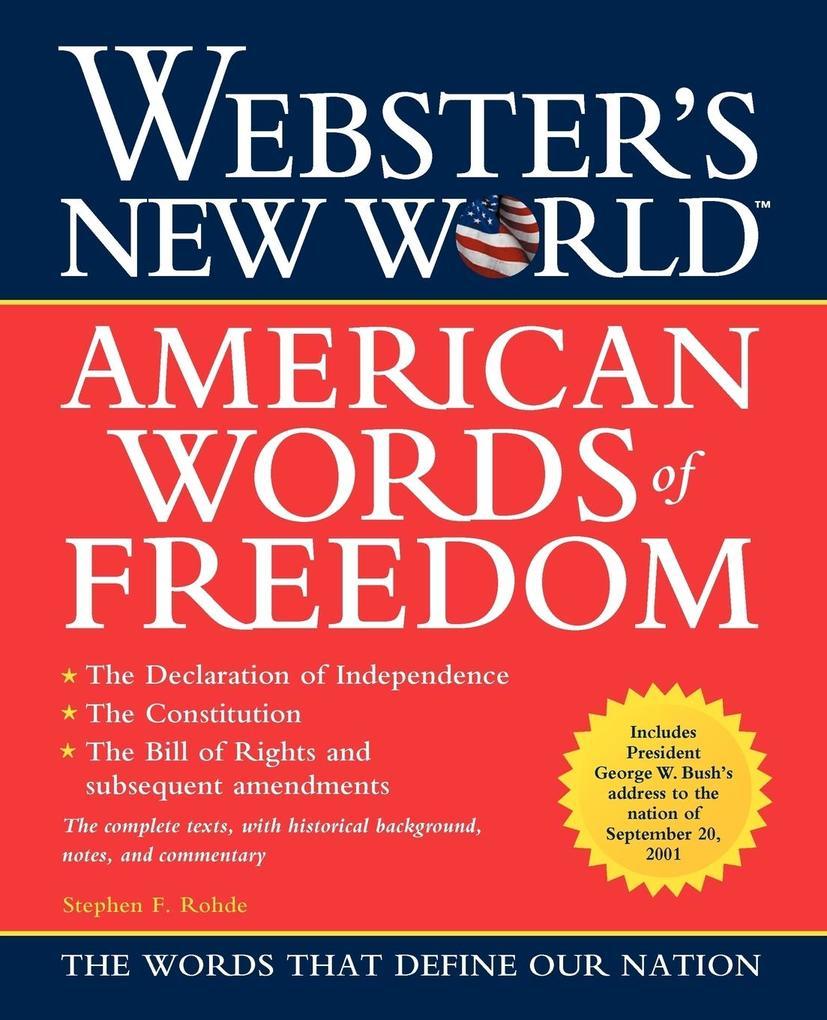 Websters New World American Wo als Taschenbuch