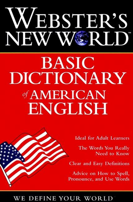Webster's New World Basic Dictionary of American English als Taschenbuch