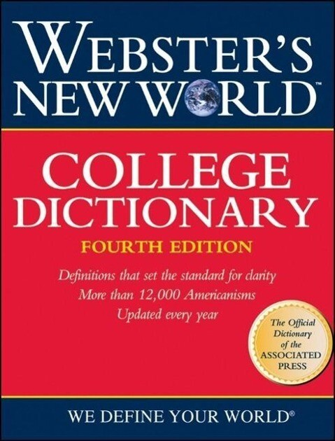 Webster's New World College Dictionary, Indexed als Buch
