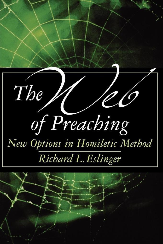 The Web of Preaching als Taschenbuch