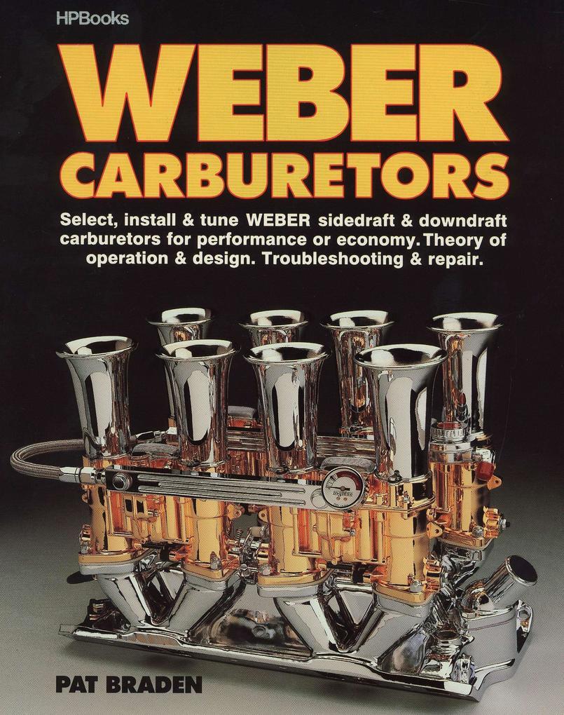 Weber Carburetors als Taschenbuch