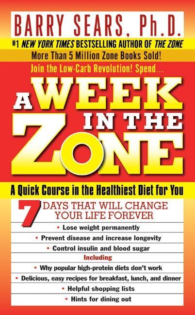 A Week in the Zone als Taschenbuch