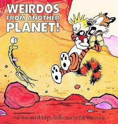 Calvin and Hobbes. Weirdos fom Another Planet als Taschenbuch