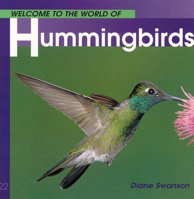 Welcome to the World of Hummingbirds als Taschenbuch