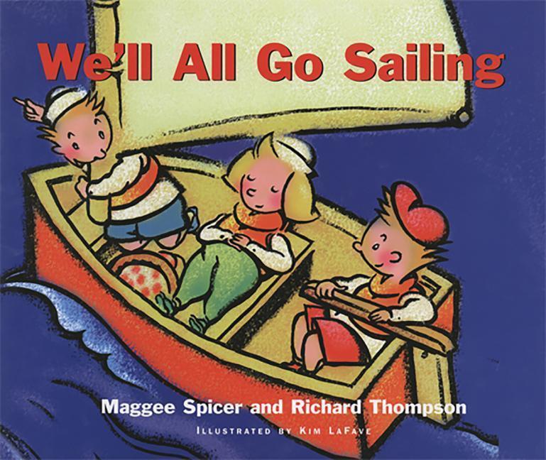We'll All Go Sailing als Buch