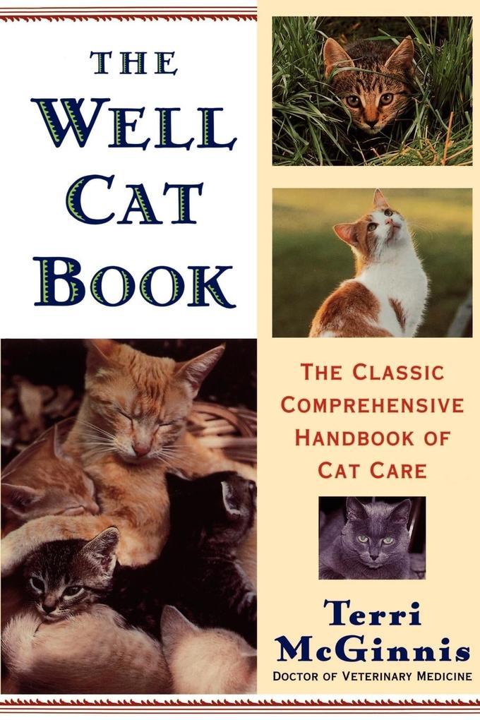The Well Cat Book als Taschenbuch