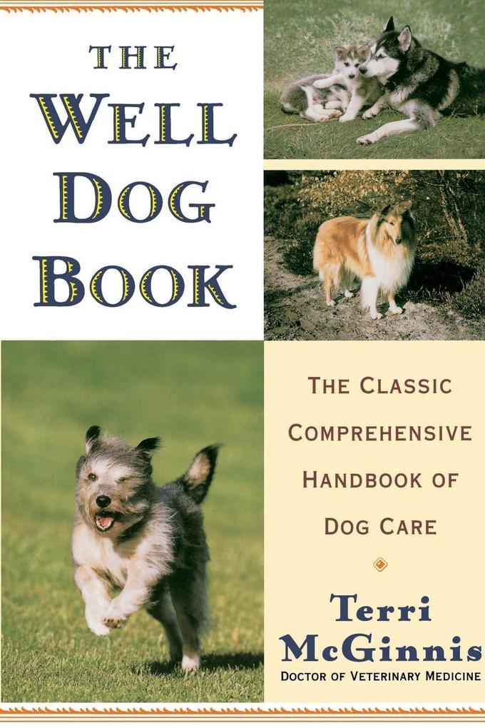 The Well Dog Book als Taschenbuch