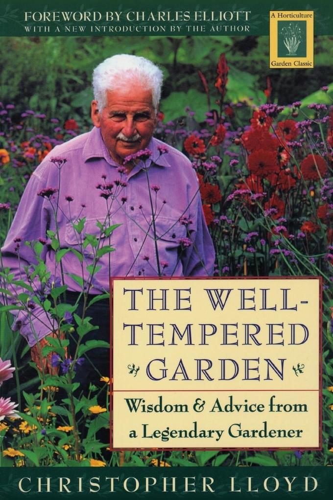 The Well-Tempered Garden als Taschenbuch
