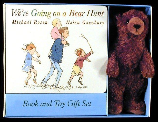 We're Going on a Bear Hunt [With Stuffed Bear] als Taschenbuch