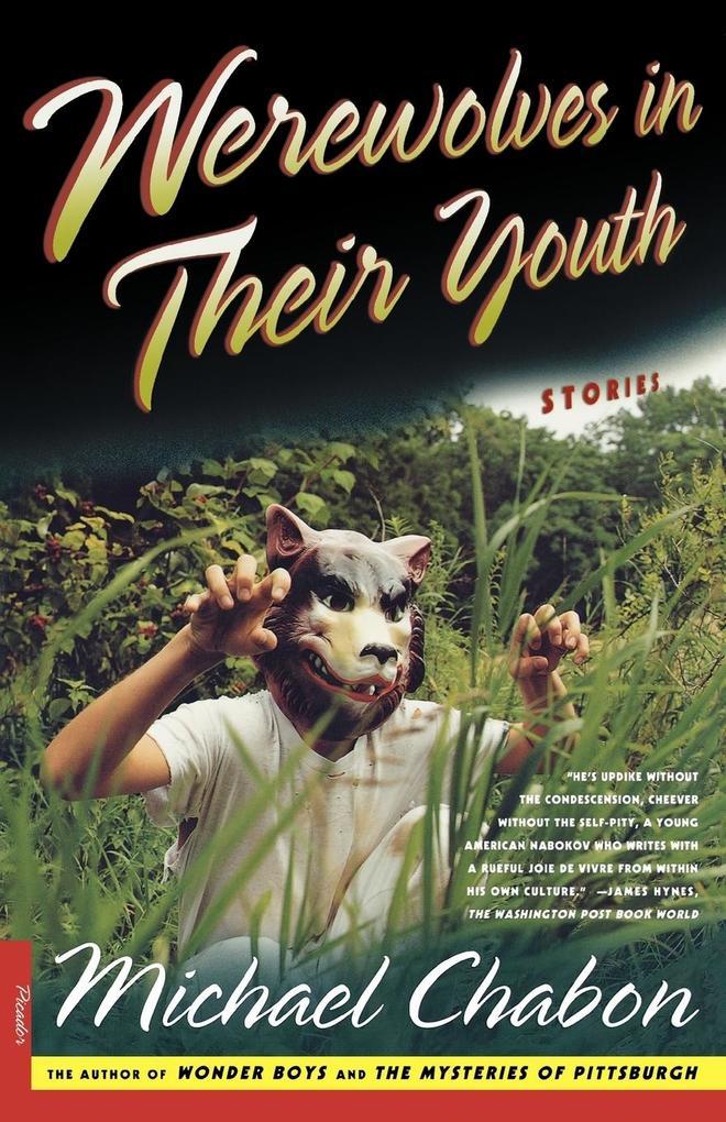 Werewolves in Their Youth als Taschenbuch