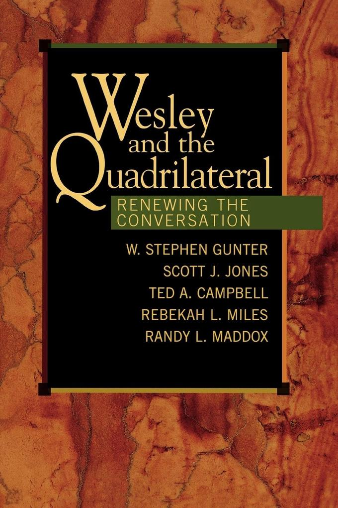 Wesley and the Quadrilateral als Taschenbuch